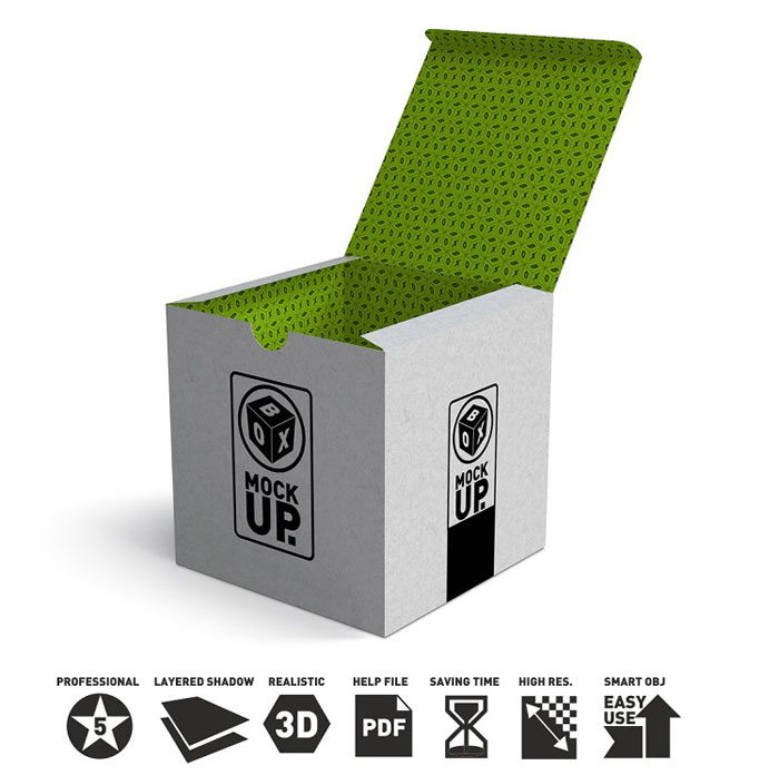 Package-box-mockup Get the best packaging mockup for your product: Free and premium options