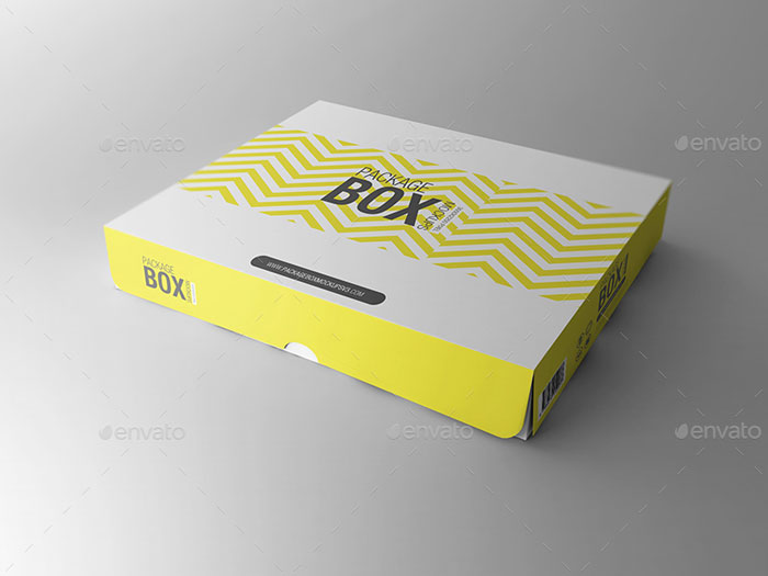 PackageBox-vol3 Get the best packaging mockup for your product: Free and premium options