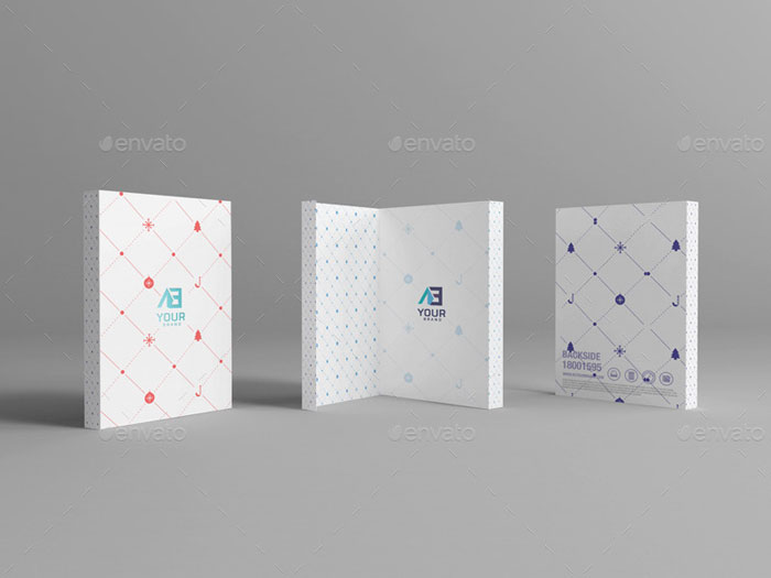 PackageBox-vol6 Get the best packaging mockup for your product: Free and premium options