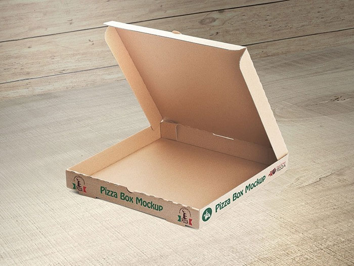 Pizza-box Get the best packaging mockup for your product: Free and premium options
