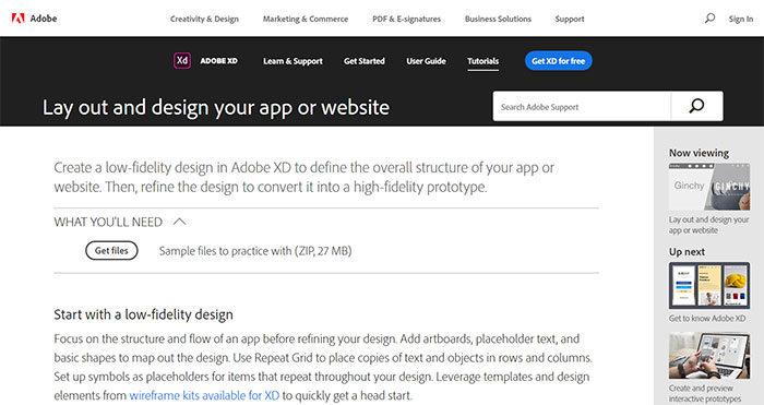 Adobe XD tutorials: The best ones for UI/UX designers