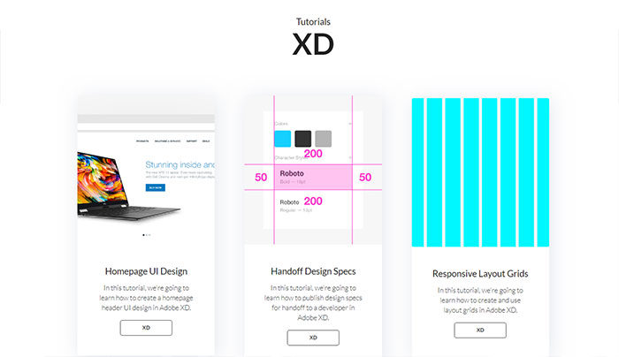 Adobe XD tutorials: The best ones for UI/UX designers