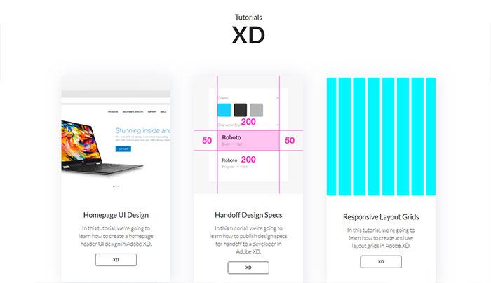 Adobe Xd Tutorials The Best Ones For Ui Ux Designers