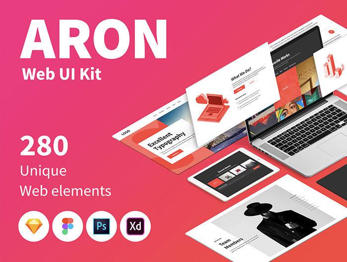 The best Adobe XD UI kits: free and premium templates