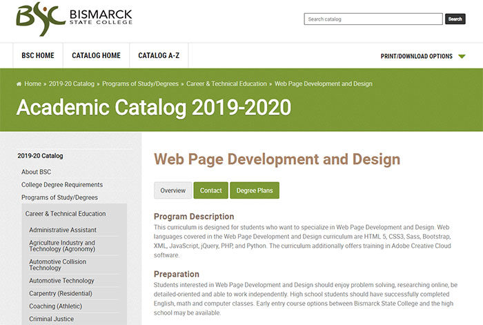 bismarck-700x471 How to get an online web design certificate