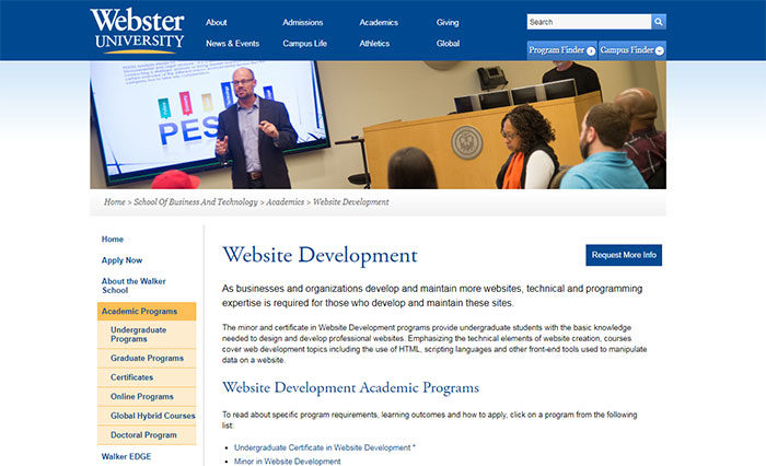 webster2-700x426 How to get an online web design certificate