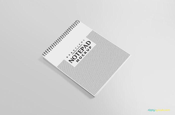 Brilliant-notepad-mockup-700x460 Grab these notebook mockup templates for free (plus Premium ones)