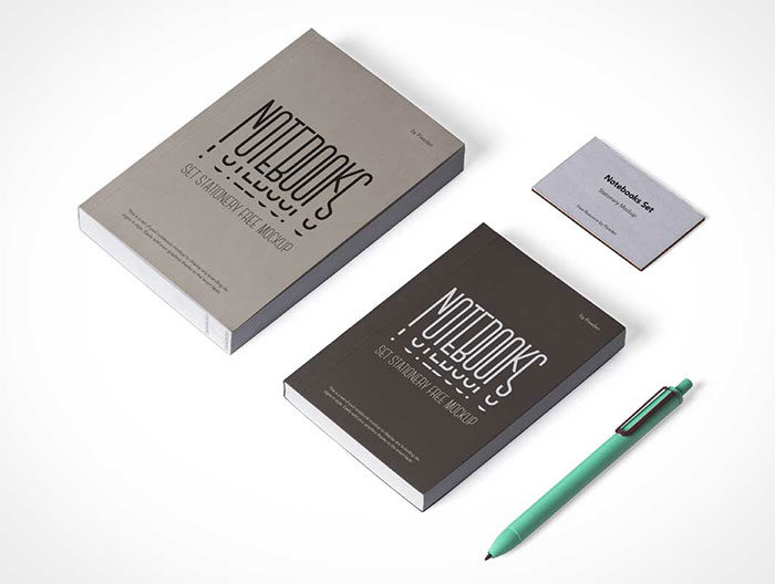 GlueBound-700x528 Grab these notebook mockup templates for free (plus Premium ones)
