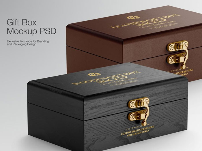 Box Mockup Templates To Download And Present Your Designs
