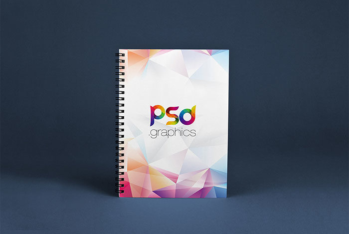 Spiral-Notebook-Mockup-Free-PSD-700x469 Grab these notebook mockup templates for free (plus Premium ones)