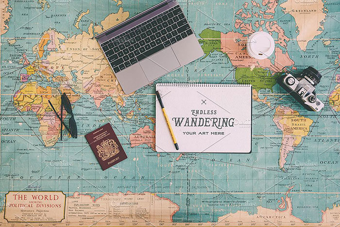 endless_wandering-700x467 Grab these notebook mockup templates for free (plus Premium ones)