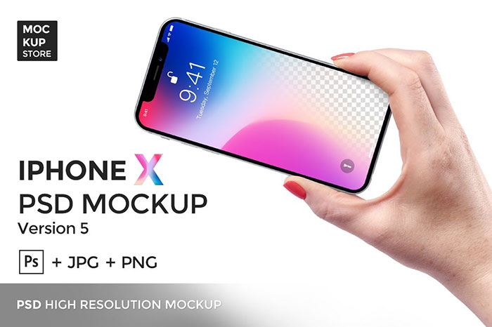 Hand Holding Iphone Mockup Templates You Can Download Now Person holding space gray iphone 6 displaying free mockup text, iphone 6 plus iphone x iphone 8, hand holding iphone 6, gadget, electronics, mobile phone. hand holding iphone mockup templates