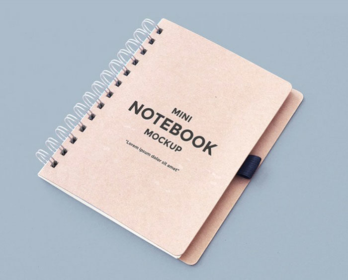 mini-700x564 Grab these notebook mockup templates for free (plus Premium ones)
