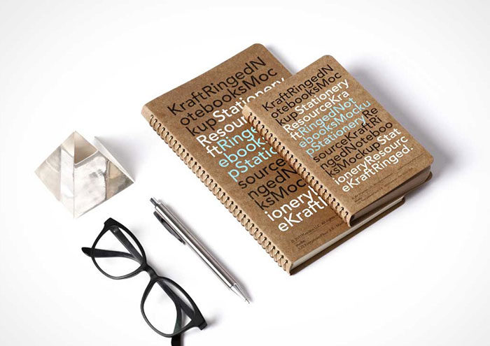 ringbound2-700x495 Grab these notebook mockup templates for free (plus Premium ones)