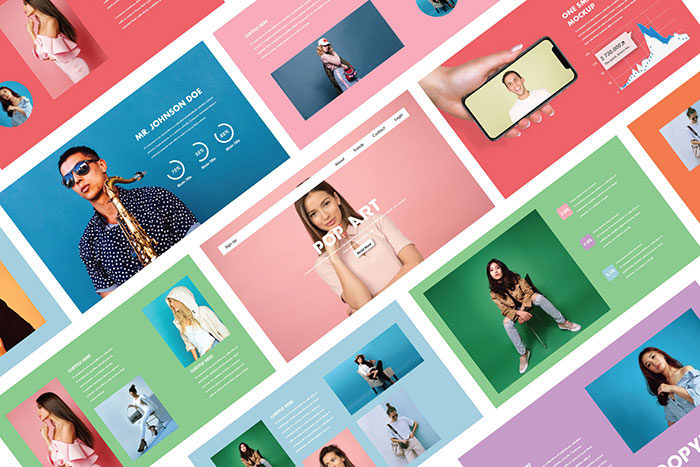 1-13-700x467 The best Animated PowerPoint templates: Free and premium options