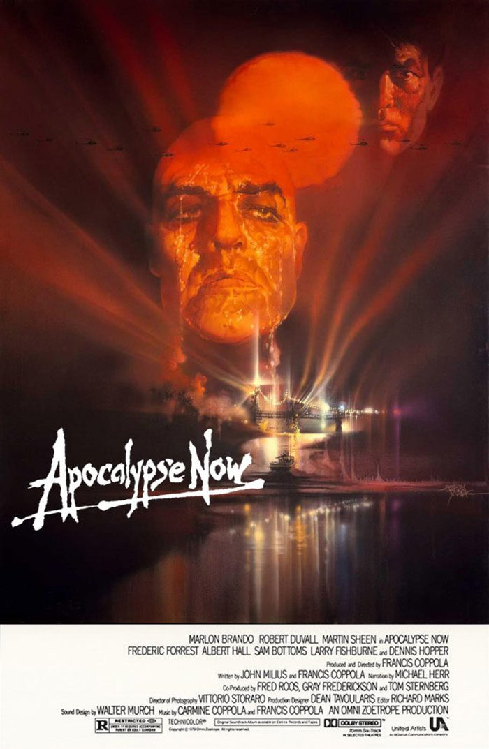 APOCALYPSE-NOW-700x1073 The best movie posters: Hand picked designs you should check out