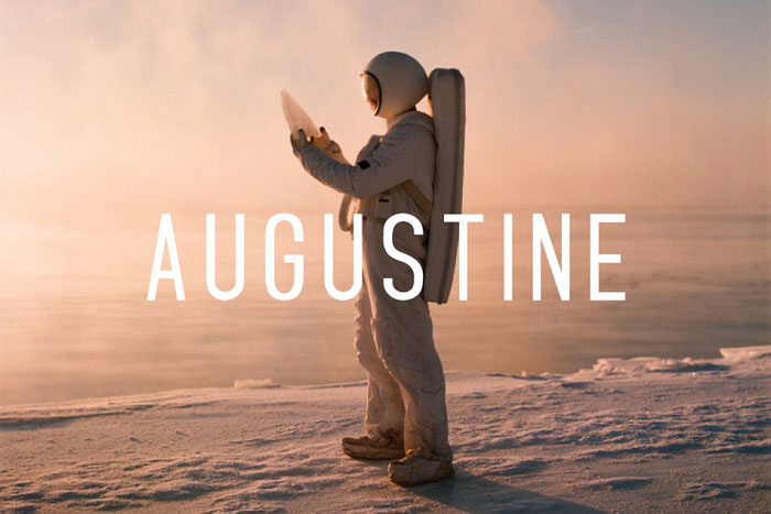 Augustine These condensed fonts were made to impress: Check them out