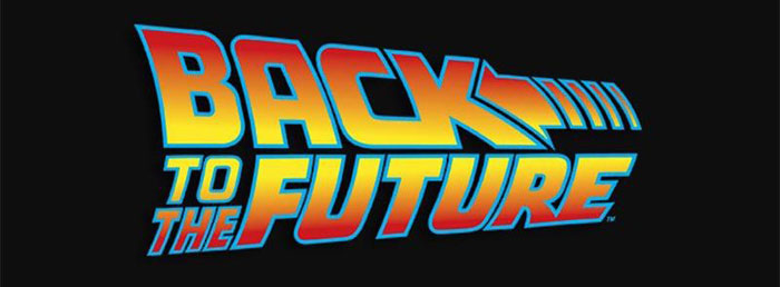 Back-to-the-future Awesome movie fonts to create posters and movie titles