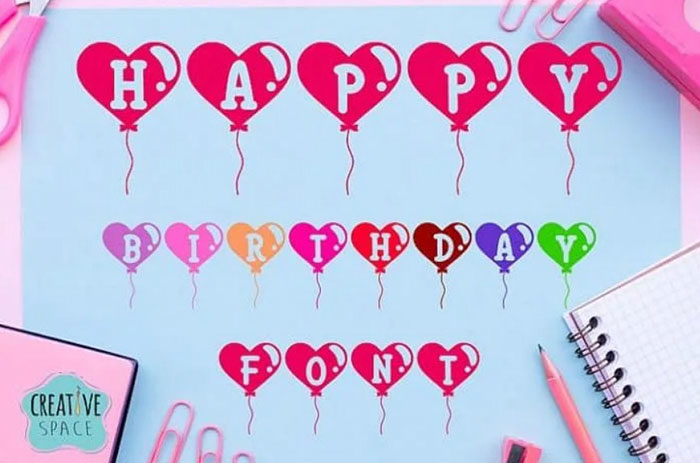 Happy-Birthday-Font-Balloons-for-everyone.webp_-700x463 Fun happy birthday fonts you can download with a click
