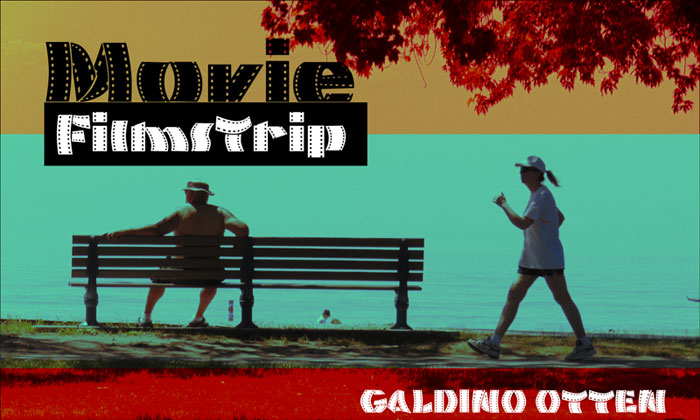MOvie-Filmstrip Awesome movie fonts to create posters and movie titles