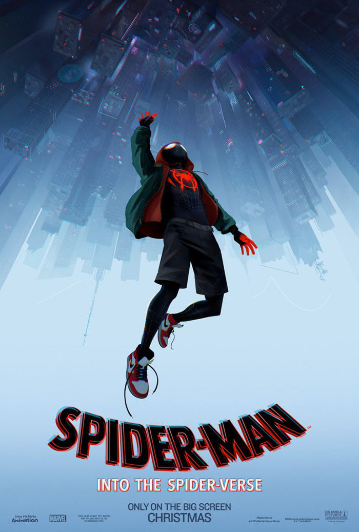 SpiderMan-Into-the-Spider-Verse-700x1037 The best movie posters: Hand picked designs you should check out