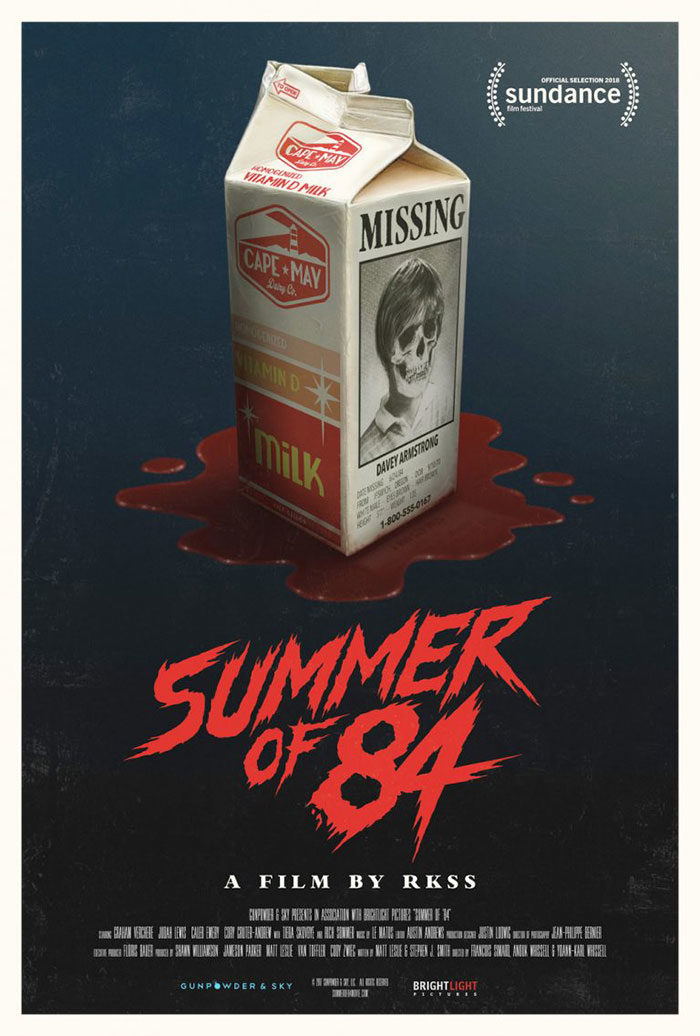 Summer-of-84-700x1036 The best movie posters: Hand picked designs you should check out