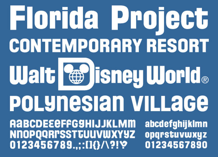 florida-700x505 Free Disney fonts: Enter the Mickey Mouse club with these quirky fonts