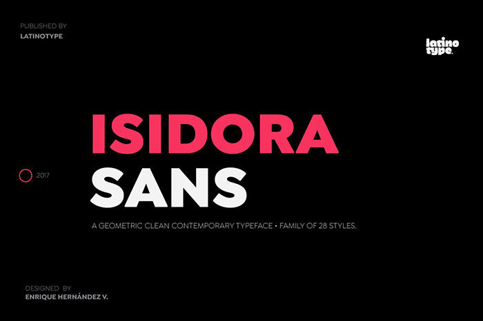 isodara-700x466 Cool magazine fonts you should consider for editorial design