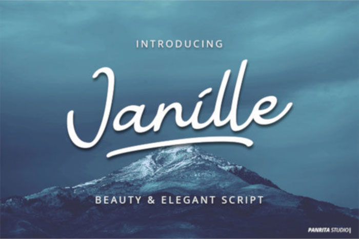 jannielle-700x466 Fun happy birthday fonts you can download with a click