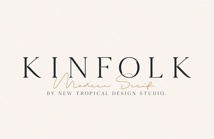 kinfolk-700x455 Cool magazine fonts you should consider for editorial design