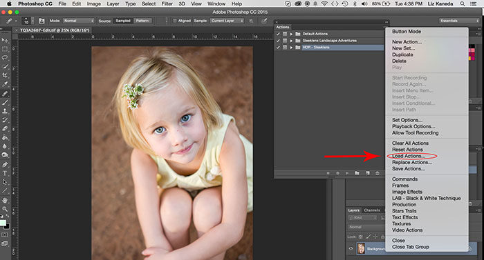 mac-2-700x377 How to install Photoshop actions in a couple of minutes