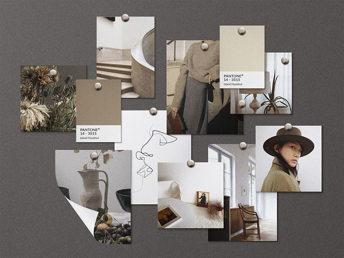 Mood board template examples to consider downloading