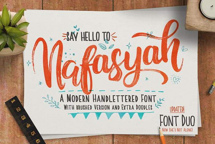 nafasaya-700x467 Fun happy birthday fonts you can download with a click