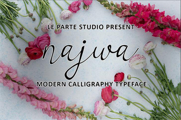 najwa-700x465 Fun happy birthday fonts you can download with a click