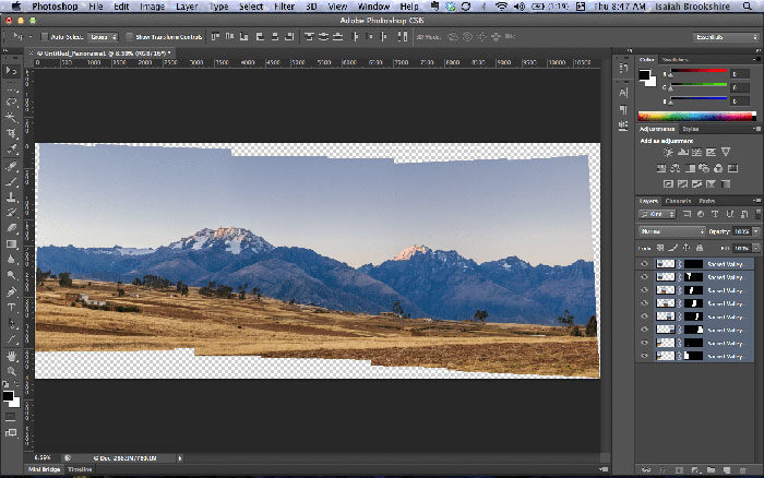 panaroma-700x438 Photoshop vs Lightroom: Which to use for your photos