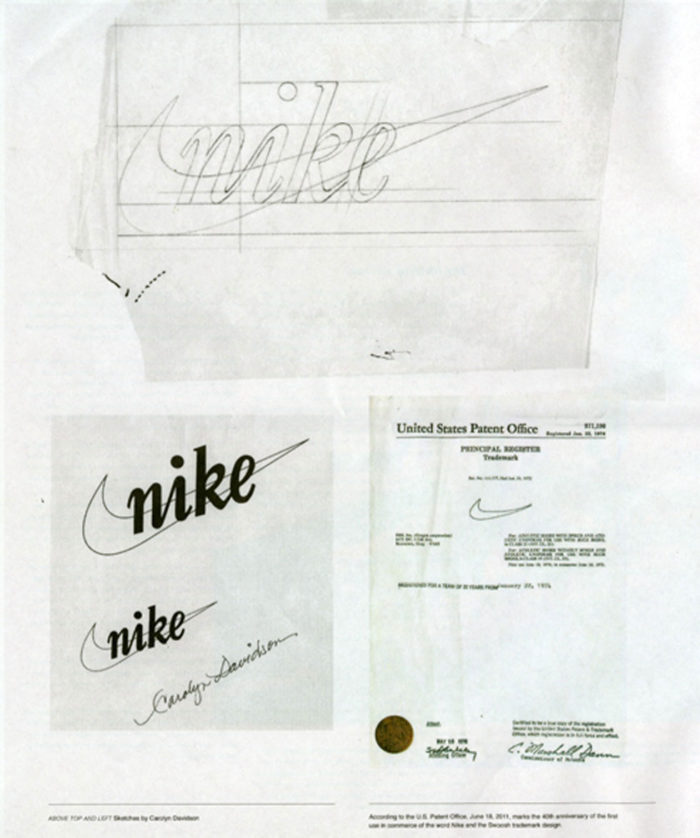 payoff1-700x838 The Nike logo (symbol) and the history behind its simple design