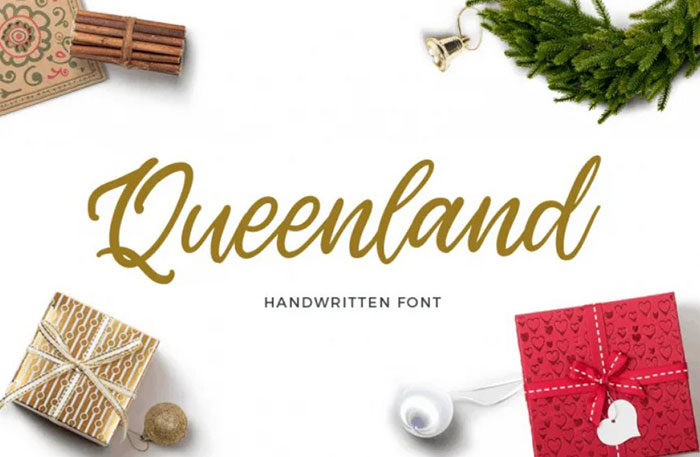 queenland-700x457 Fun happy birthday fonts you can download with a click