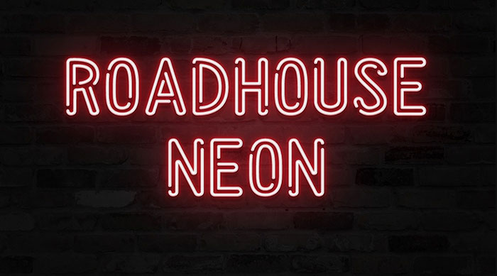 Cool neon font examples you should have