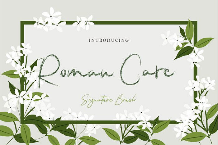 romancare-700x467 Cool magazine fonts you should consider for editorial design