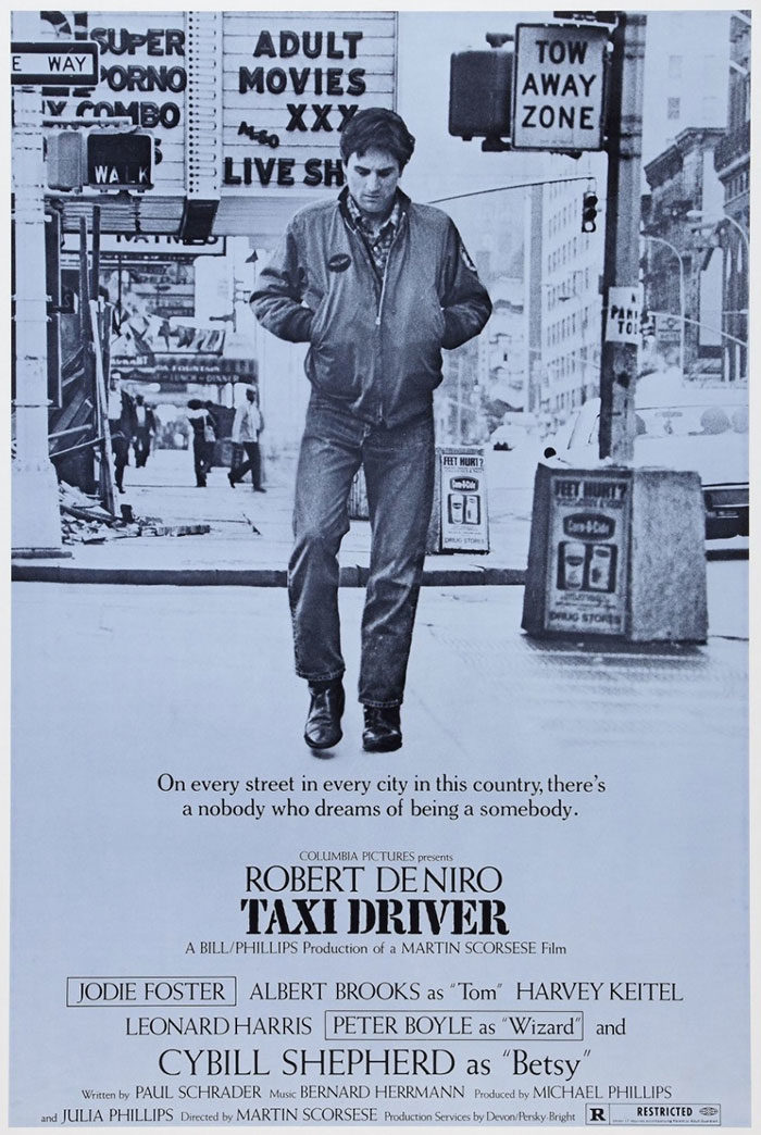 tAXI-DRIVER-700x1044 The best movie posters: Hand picked designs you should check out