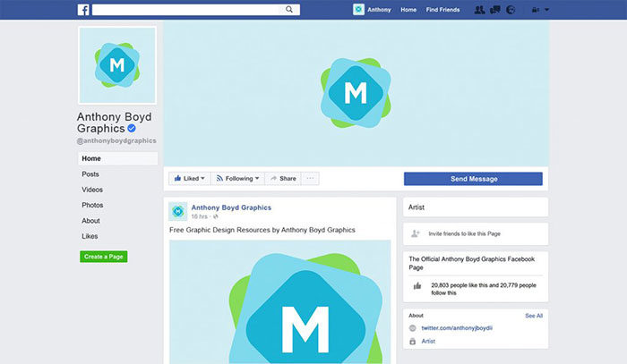 Facebook-Page-Mockup-2017-700x407 Facebook mockup templates: Download these cool mockups