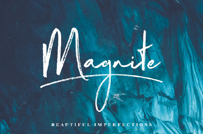 Magnite Chalkboard font collection: Check out these cool looking fonts