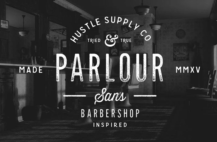 Parlour Chalkboard font collection: Check out these cool looking fonts