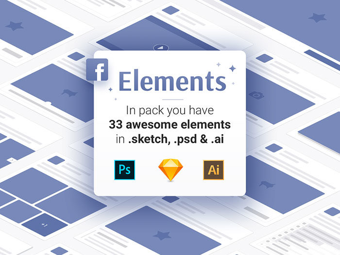 Social-Media-Pack-700x525 Facebook mockup templates: Download these cool mockups