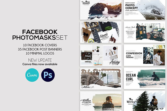 facebook-photomask-700x466 Facebook mockup templates: Download these cool mockups