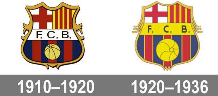 1920-700x308 The Barcelona logo history and what the symbol means