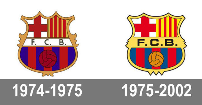 1975-700x363 The Barcelona logo history and what the symbol means