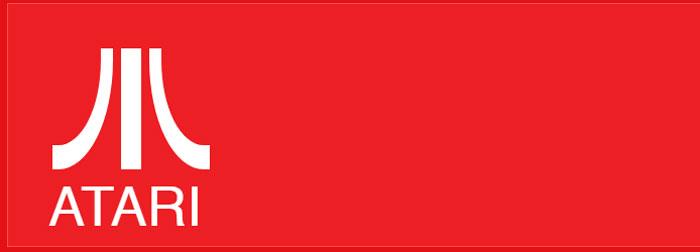 Atari Impressive CSS logo examples you should check out