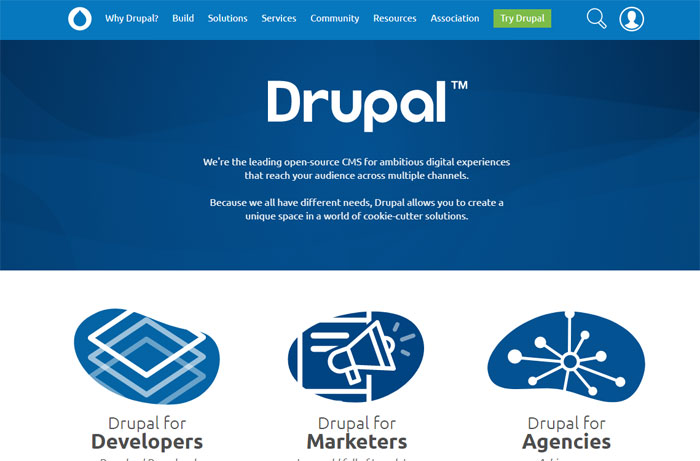 Drupal The best forum software you can use right now