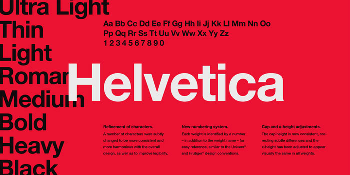 The best fonts for print: Pick a few from this collection
